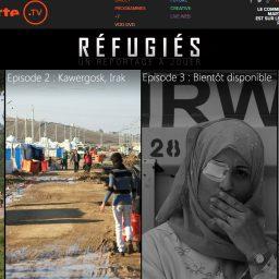 """Making of """"Refugees"""": Über ein Newsgame bei ARTE von Uwe Lothar Müller"""