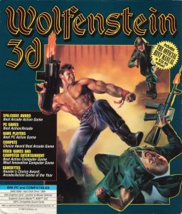 Wolfenstein 3D Cover. Bild: id Software