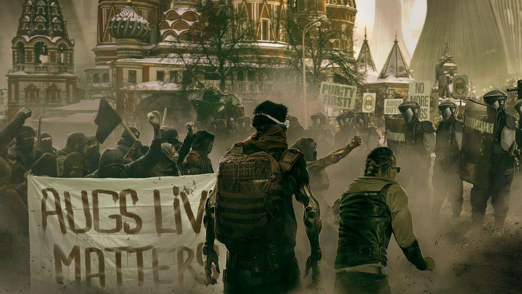 Bildquelle: Square-Enix / Deus Ex:Mankind Divided
