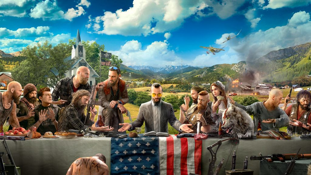 Bildquelle: Ubisoft / Far Cry 5