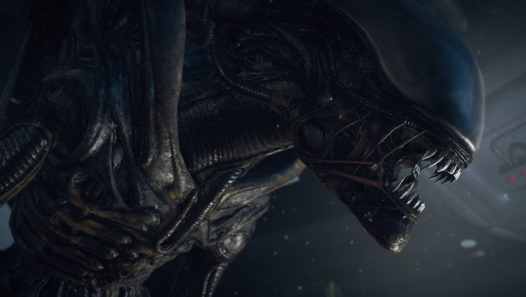 Der Xenomorph | Bildquelle: Alien Isolation / Creative Assembly