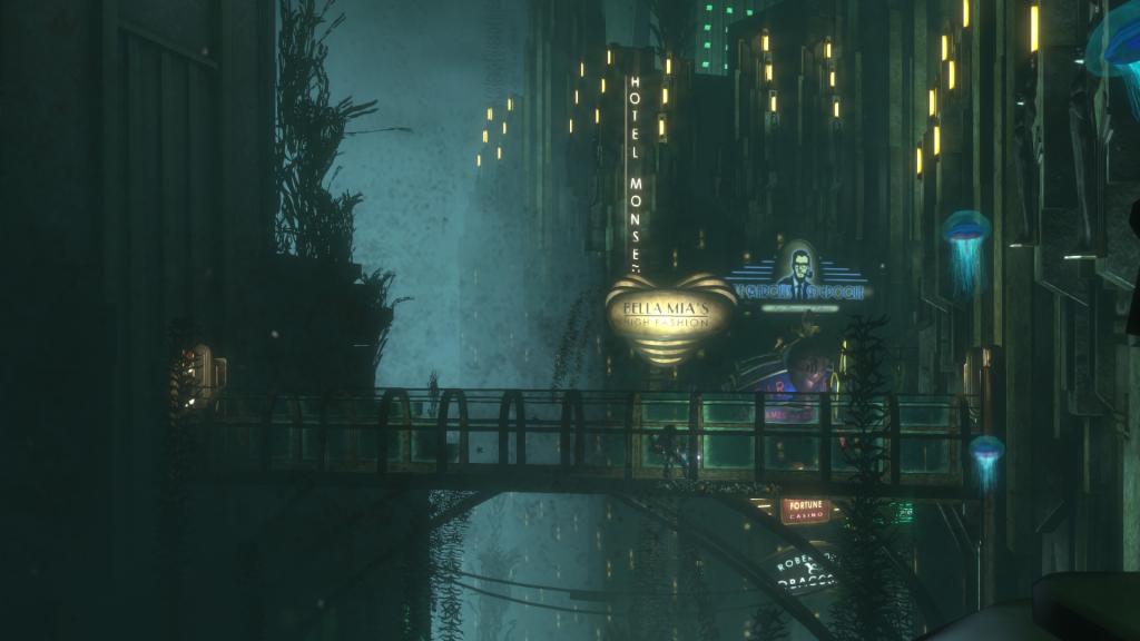 Rapture | Bildquelle: Bioshock / 2k