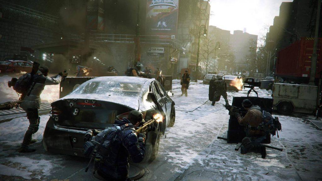 Bildquelle: Ubisoft / The Division