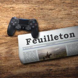 Computerspiele im Feuilleton